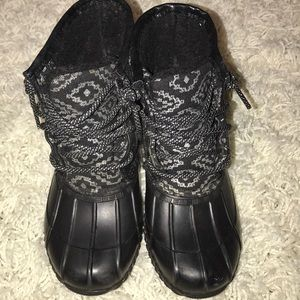 Justice Rain Boot